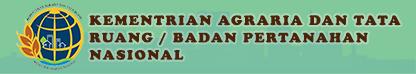 Kementerian Agraria dan Tata Ruang / Badan Pertanahan Nasional